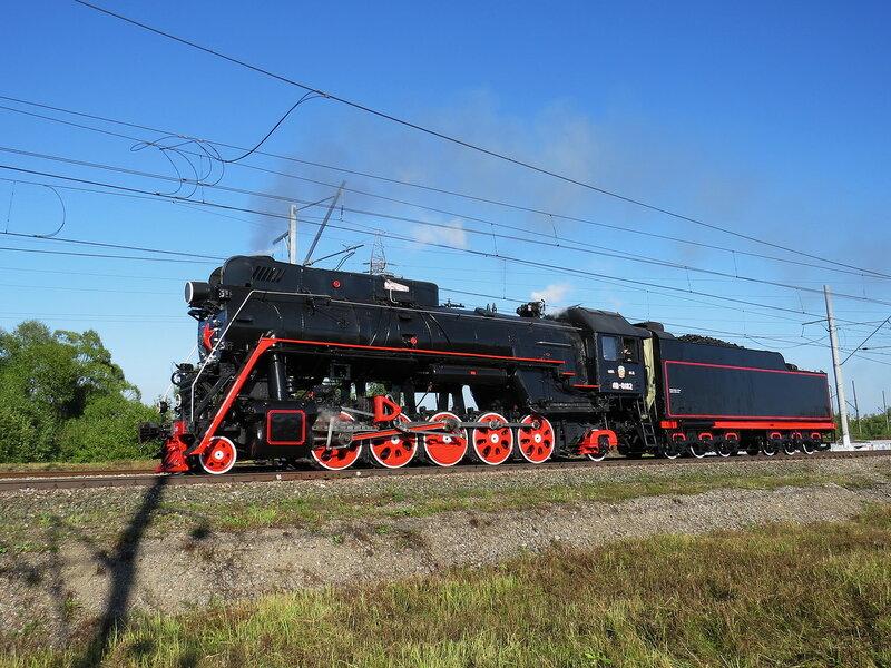 паровоз ЛВ-0182 _420