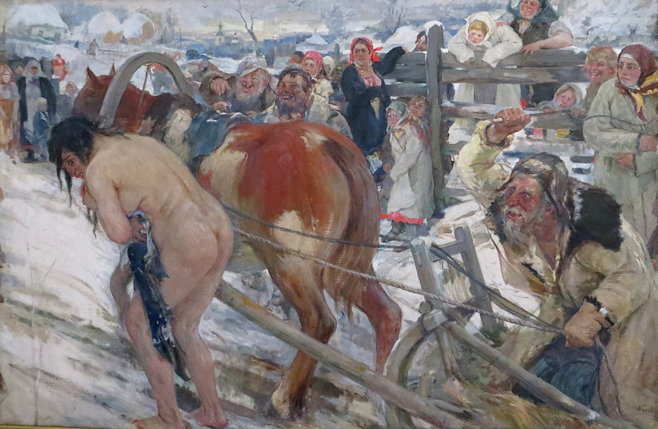 Вывод. 1936. Бучкури Александр Алексеевич (1870-1942) 1280х834