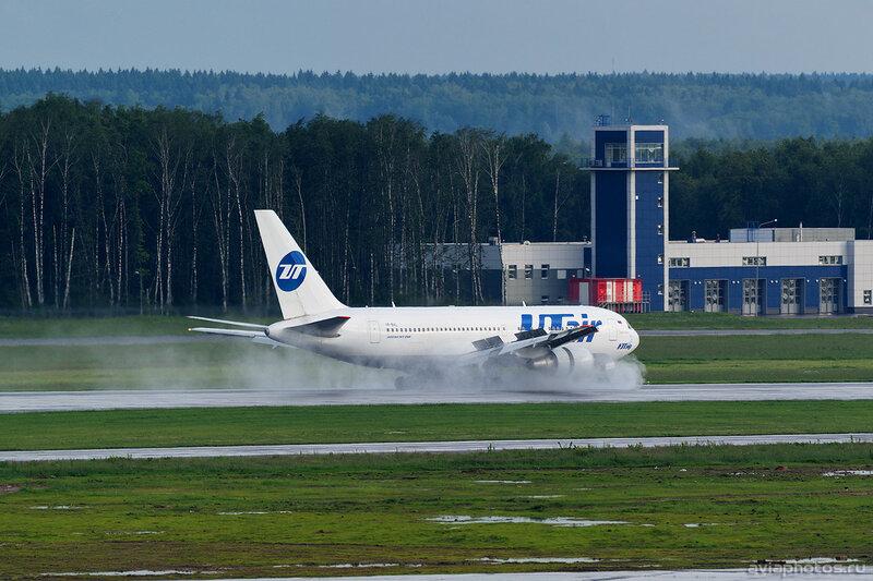 Boeing 767-224/ER (VQ-BAL) ЮТэйр 309_D801906