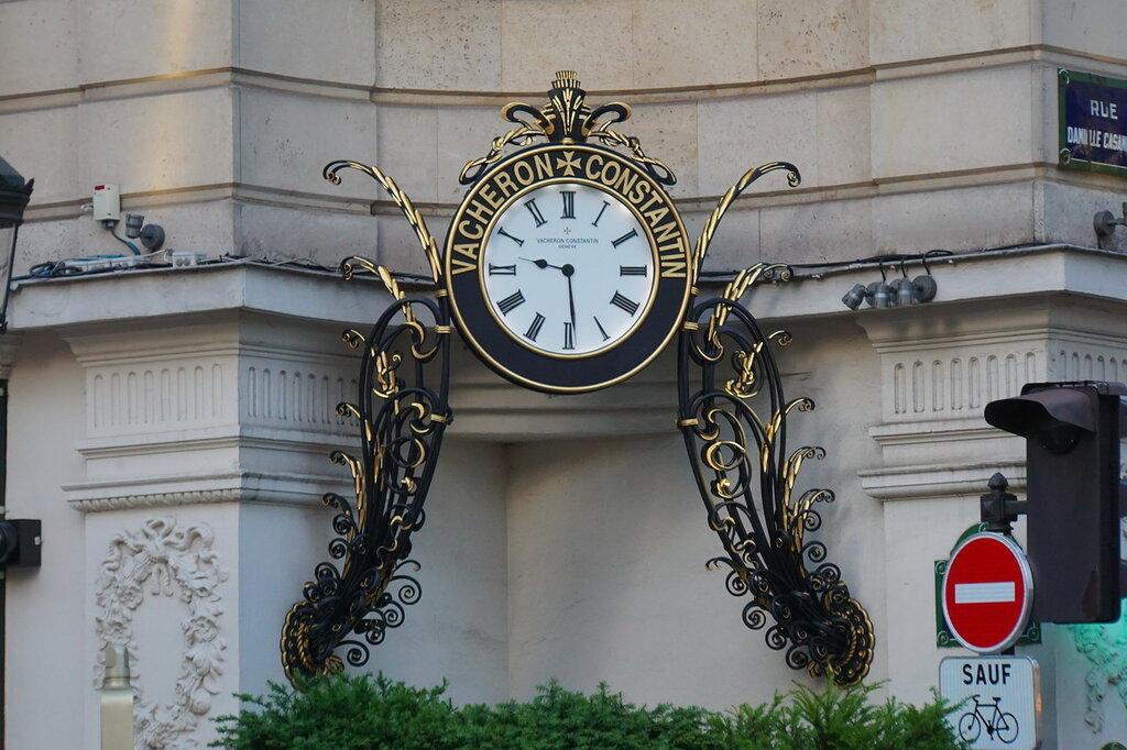 Часы известной марки