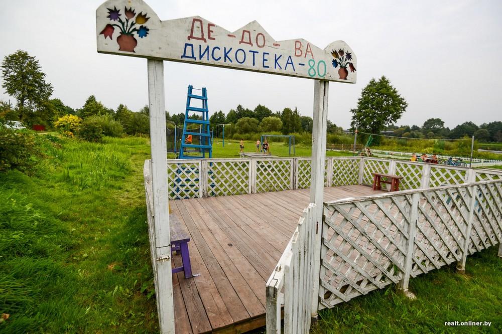 Чиновники заставляют пенсионера снести сельский аквапарк, который он построил для всей деревни