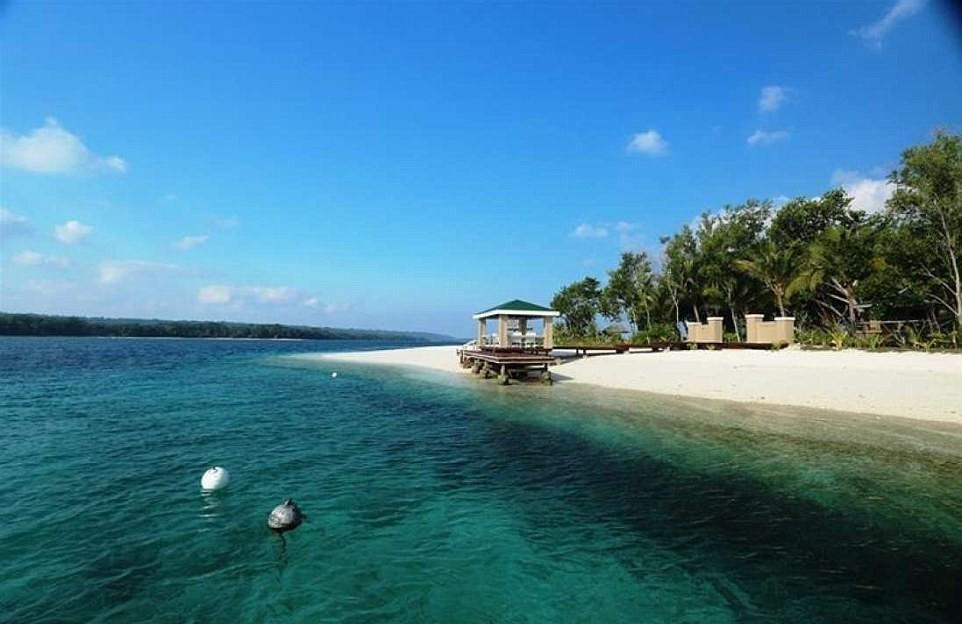 Остров с особняком в Тихом океане всего за $1,6 миллиона