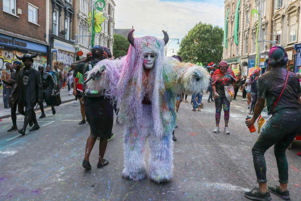 Ноттинг-Хиллский карнавал 2017