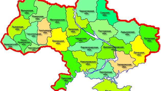 В 24 областях Украины в 201 ОТГ стартовал избирательный процесс