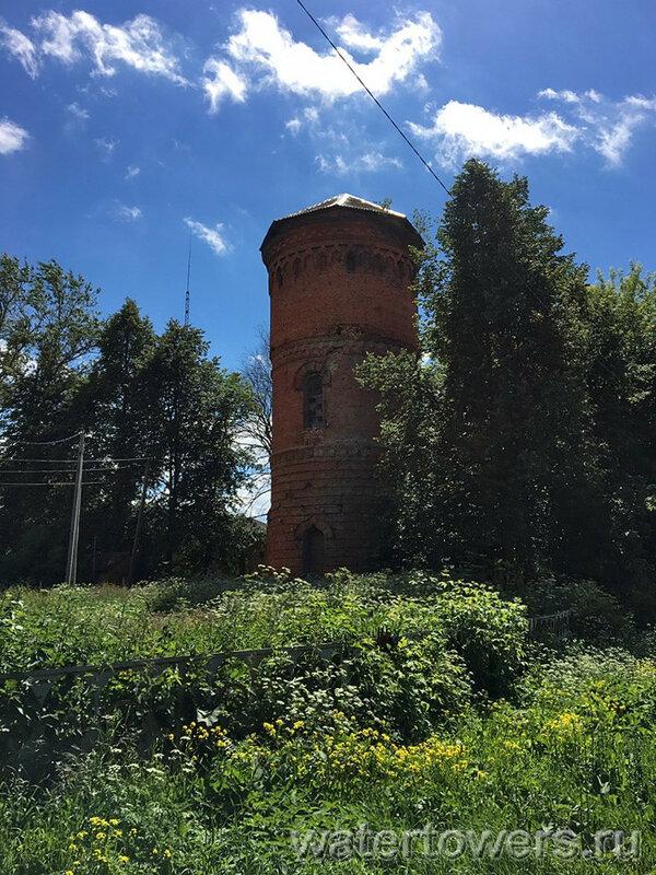 Водонапорная башня в Белёве