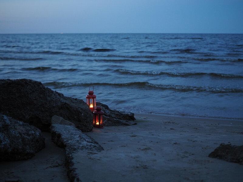 Один выходной день где-то на краю земли... Латвийской.