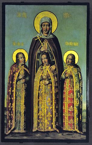 День Веры, Надежды, Любви и матери их Софьи. Поздравляем вас