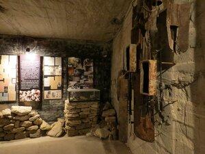 Достопримечательности Керчи - Аджимушкайские каменоломни