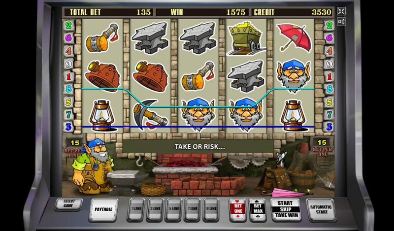бесплатно играть в автоматы онлайн