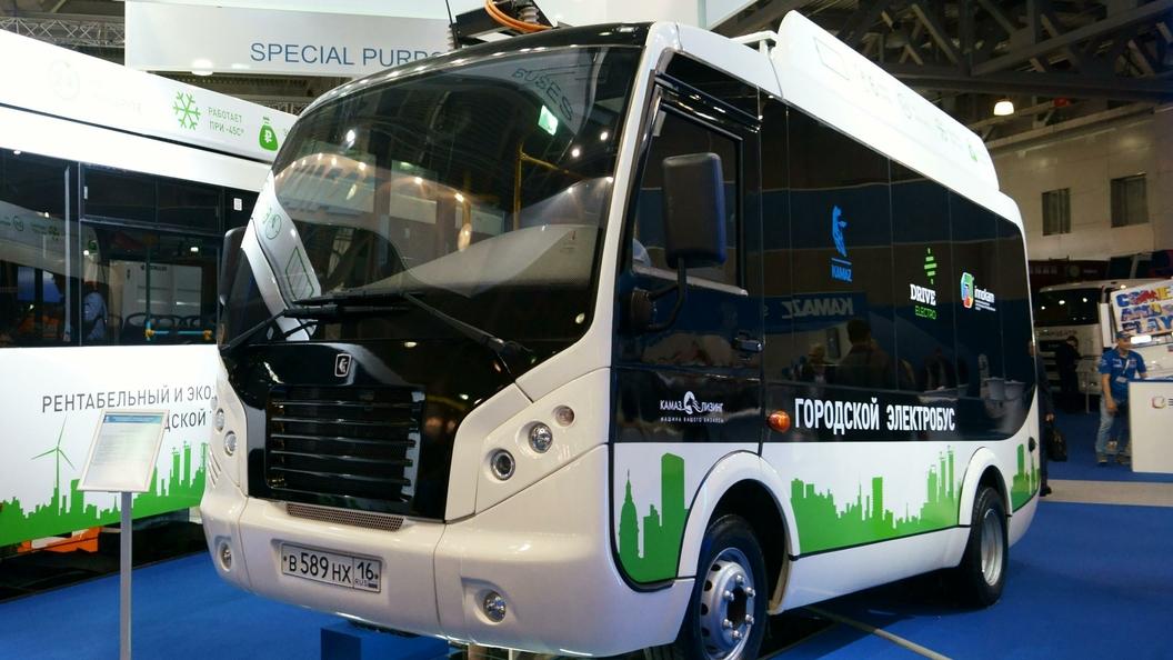 Электробусы в столице России смогут перевозить как минимум 85 пассажиров
