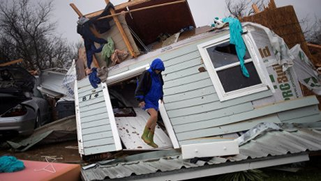 Министр энергетики США отменил визит вКазахстан из-за урагана «Харви»