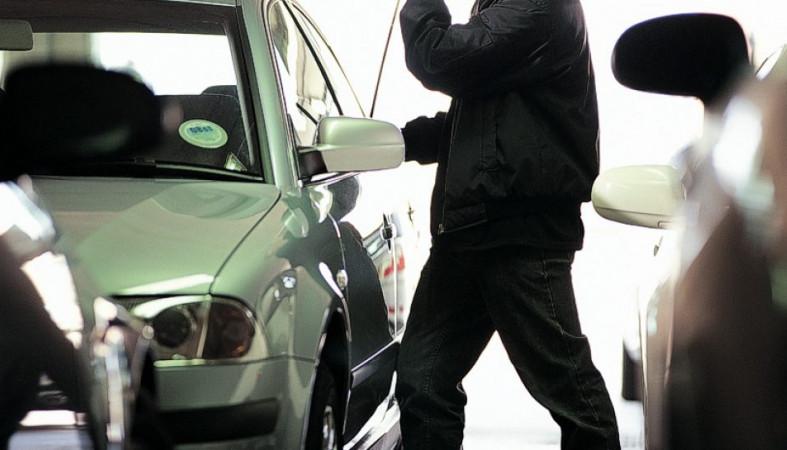 Названы самые угоняемые автомобили в РФ