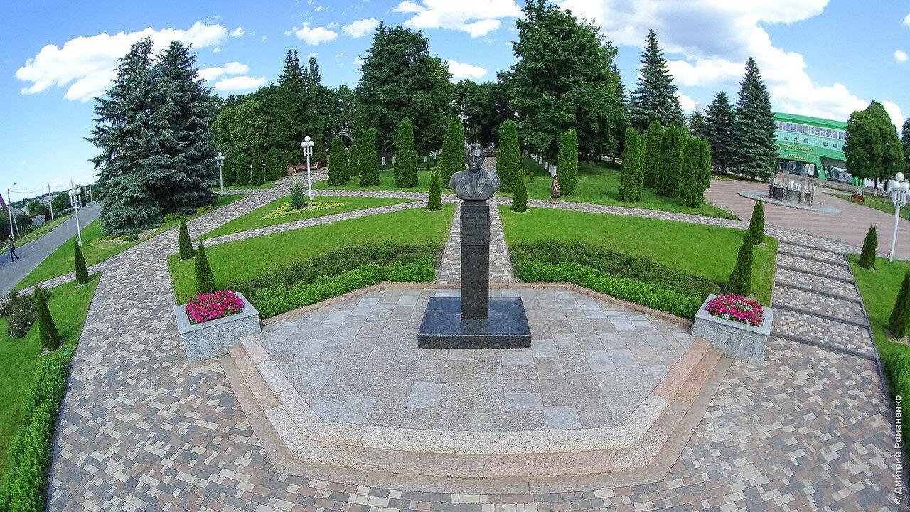белгородская область, белгородский район, село, бессоновка, колхоз имени горина, горин