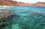 Цвет морской волны Красного моря...