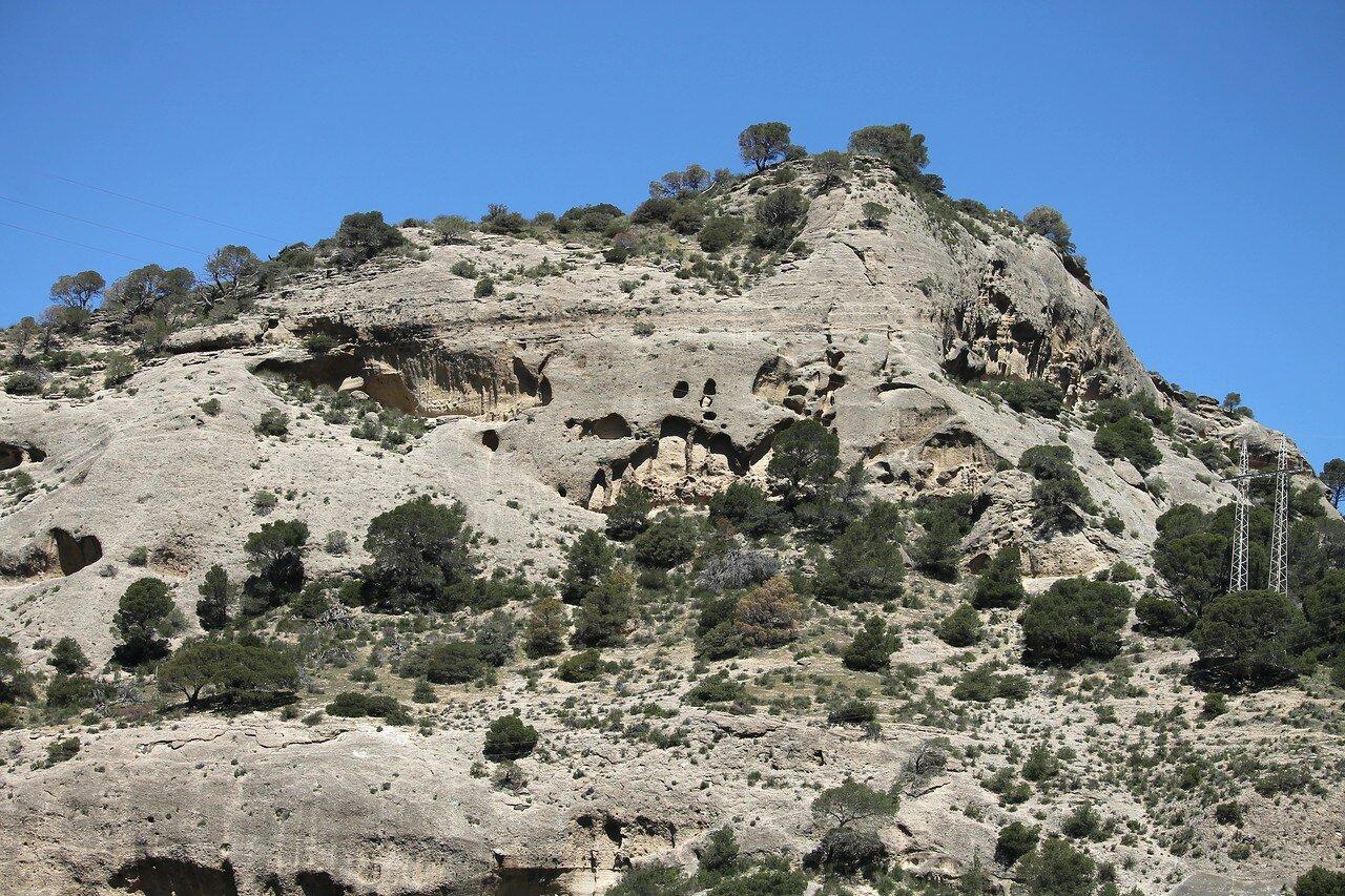 El Chorro. Hermitages