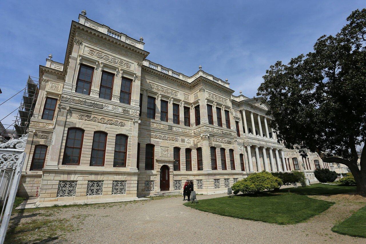 Istanbul. National Museum of Palace paintings (Milli Saraylar Resim Müzesi)