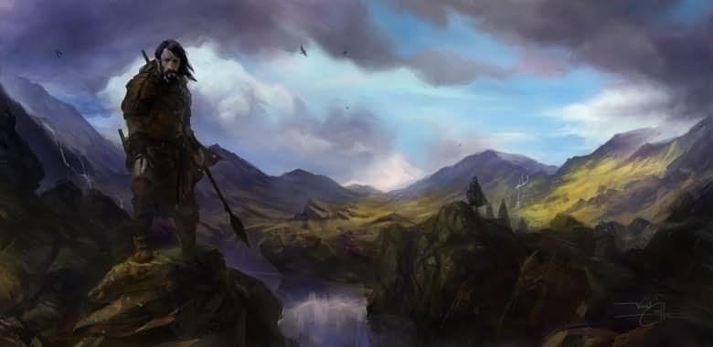 В средневековье Исландия не просто жила, а процветала без правительства. Благодаря своему расположен