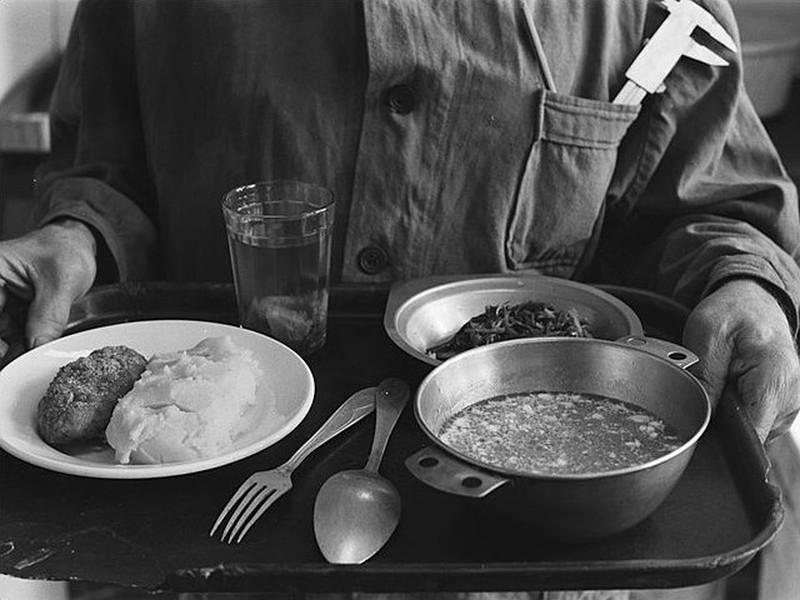 Вторые горячие блюда Практически все советские котлеты от Гродно до Владивостока есть было невозможн