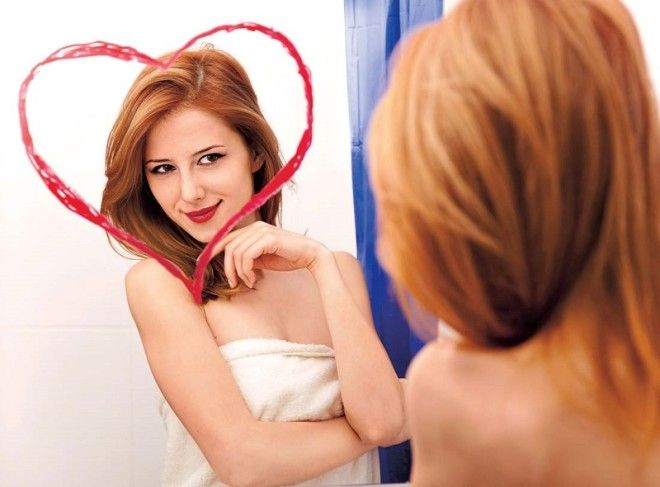 Ищи вдохновение Чтобы милые дамы были бодры духом и не теряли самообладания, снято немало превосходн