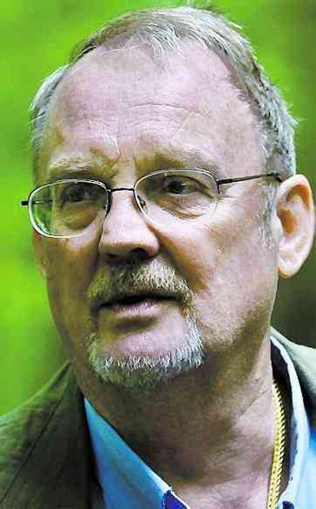 Ян-Эрик Олссон (на фото) попал под амнистию после 8 лет в тюрьме и, после того как взялся за старое