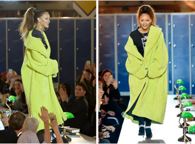 Поклонники в шоке: Рианна продолжает удивлять папарацци необычными нарядами
