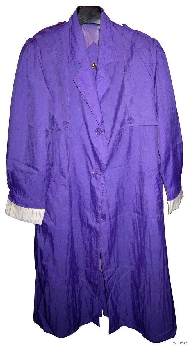 Легкая демисезонная одежда, обычно очень яркого, кислотного цвета. Мини-юбки Юбки становились все ко