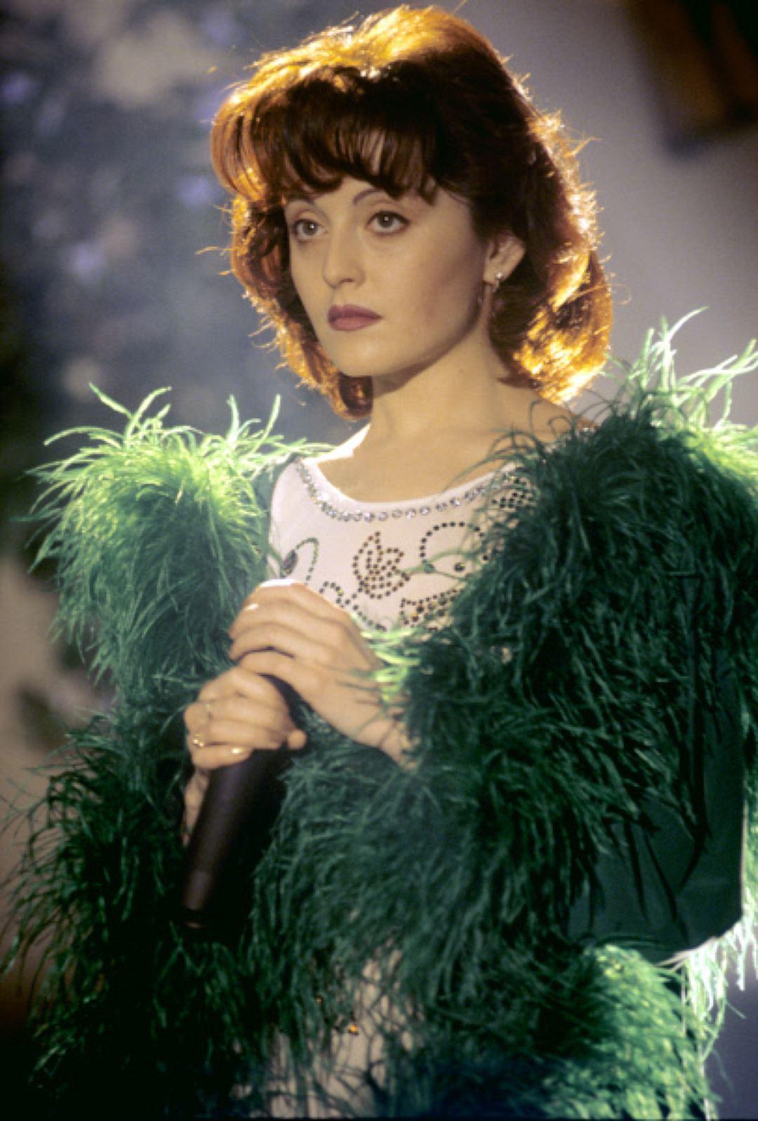 Певица Анжелика Варум, 1994 год.