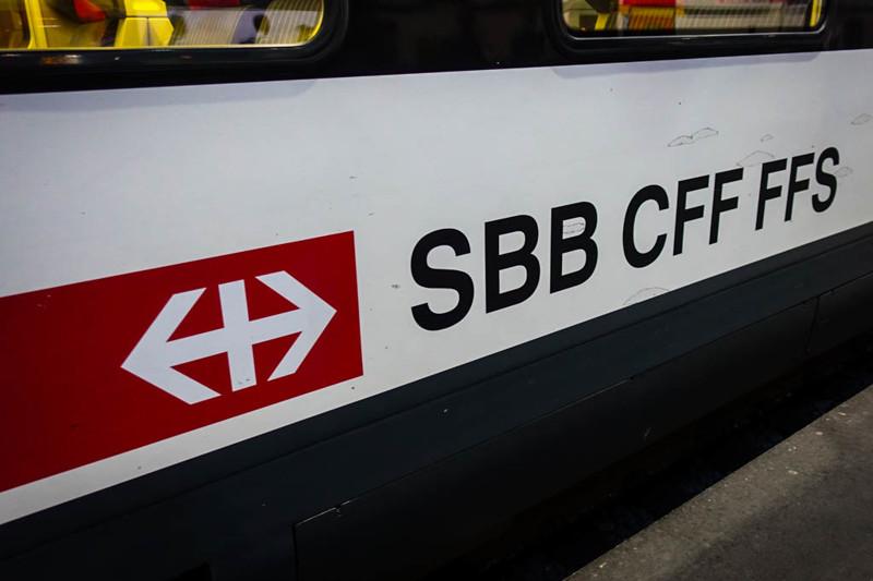 """""""SBB CFF FFS"""", девять согласных букв, которые можно встретить по всей стране. Это сокращение названи"""