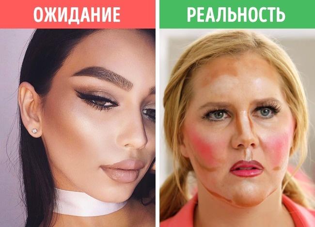 Хайлайтер вдополнение квечернему макияжу
