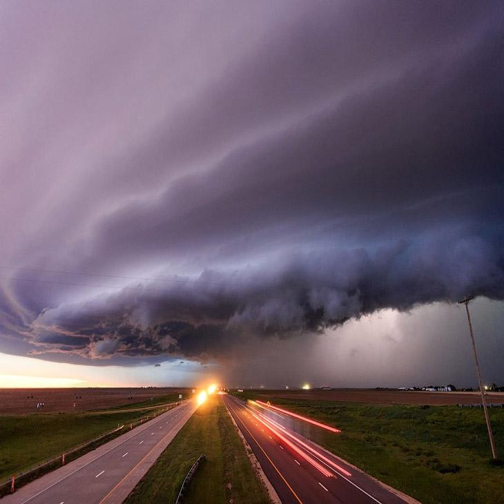 Источник: sergeydolya   «Я всегда мечтал научиться понимать динамику погоды. Почти два десят