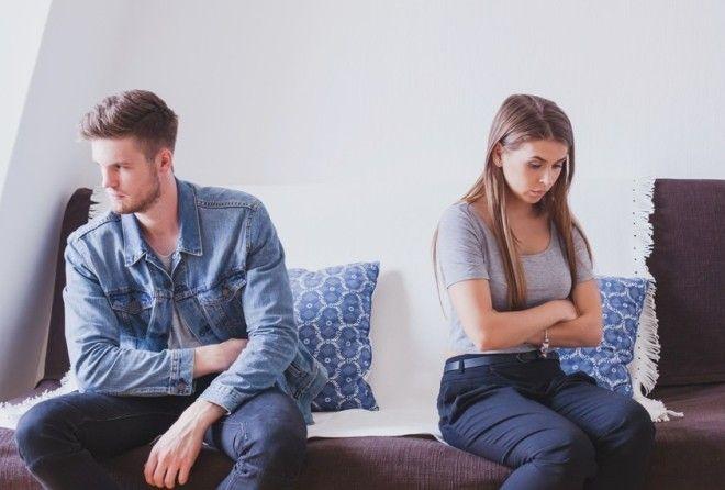 Даже в счастливой, гармоничной семье между любящими супругами могут возникнуть напряженность, непони