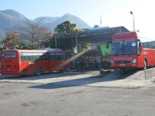 Автобусы Нячанга