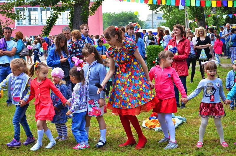 Фестиваль клубники, Балаково, 17 июня 2017 года
