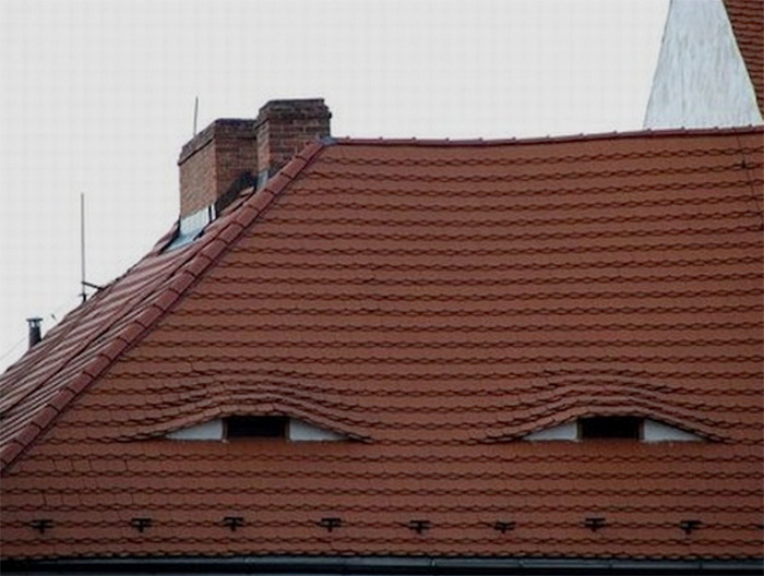 The @FacesPics Twitter Account Posts Fun Anthropomorphic Photos Containing Hidden Faces