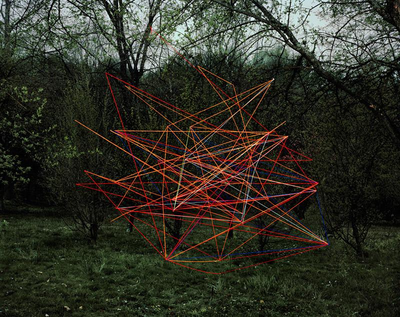 Yarn No. 2 / Courtesy Thomas Jackson Though we've featured these amazing swarm photos by Thomas Jack