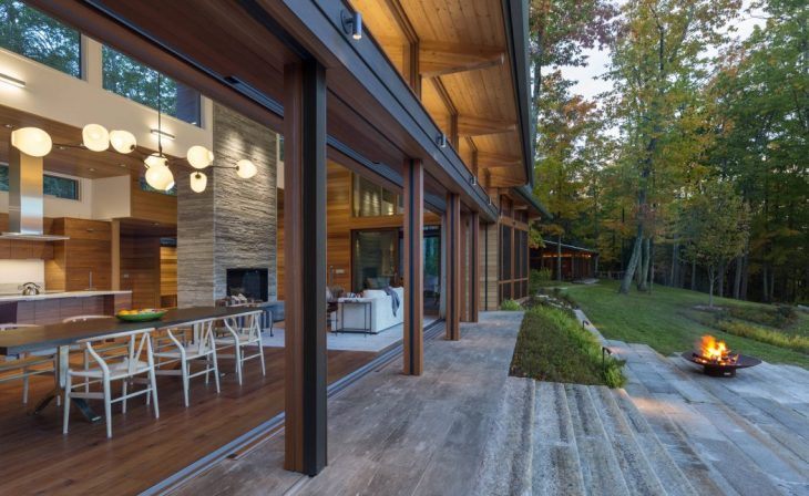 Berkshire Residence by MATHISON | MATHISON ARCHITECTS