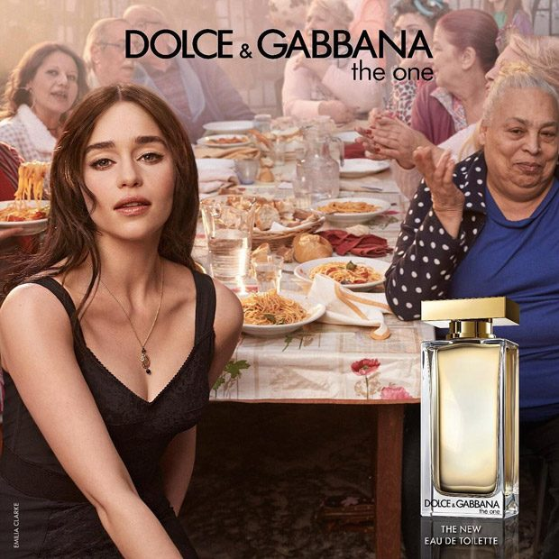 Emilia Clarke & Kit Harington Star in Dolce & Gabbana The One Fragrance (30 pics)