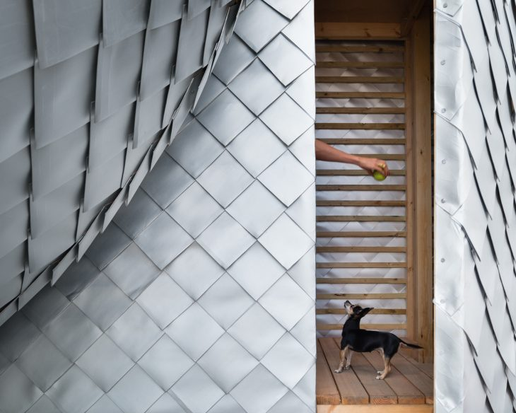 Antepavilion by PUP architects