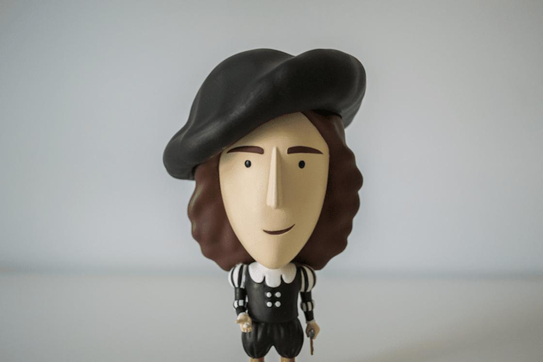 Famous artists as adorable figurines!