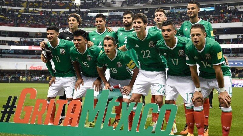 Мексика - Панама. 1 сентября 2017. Отборочный матч Чемпионата Мира 2018