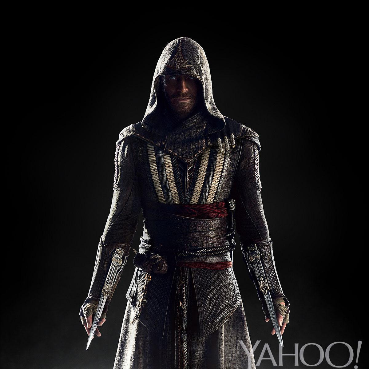 Take a First Look at Michael Fassbender In Assassin's Creed