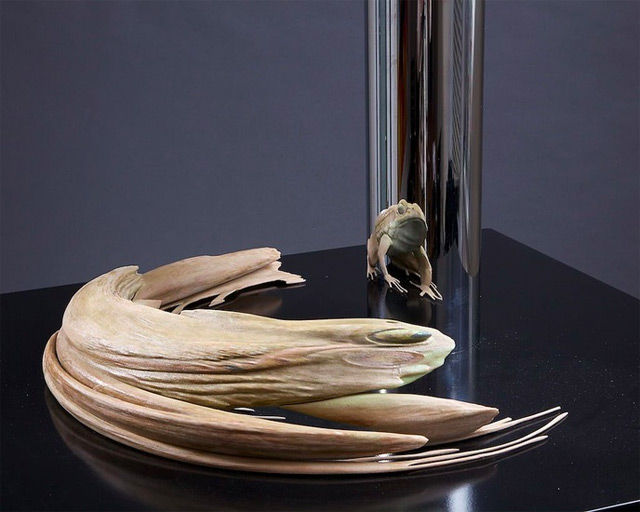 Anamorphic Sculptures and Illusions - Jonty Hurwitz