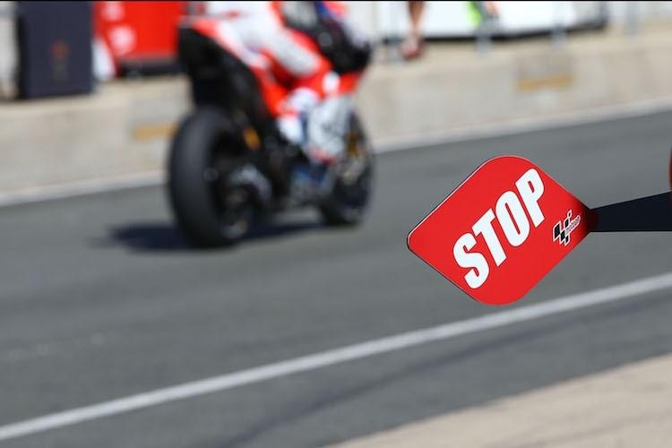 В MotoGP одобрили новую систему пит-стопов