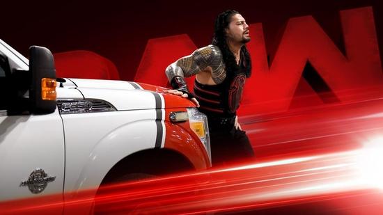Post image of WWE Monday Night RAW 10.07.2017