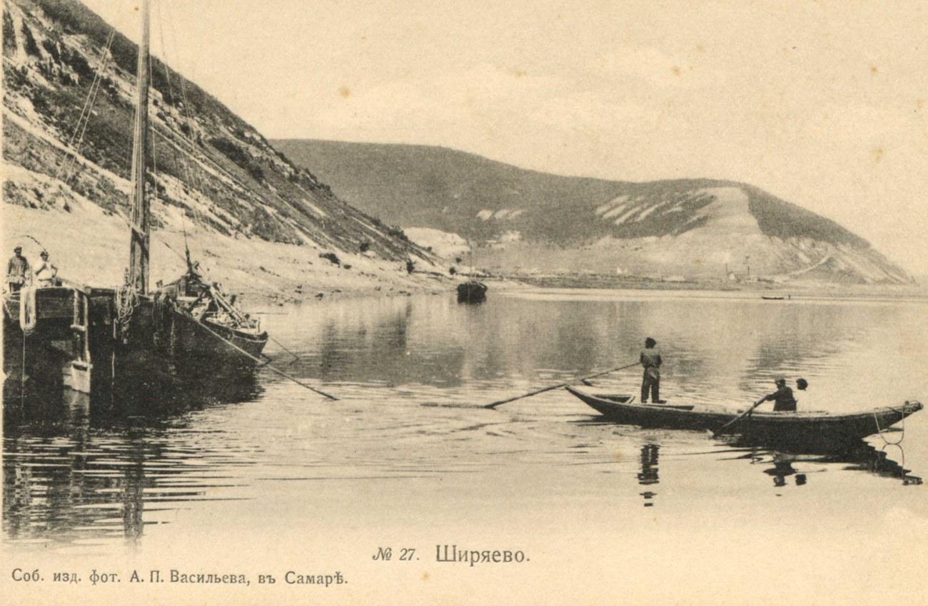 Окрестности Самары. Ширяево