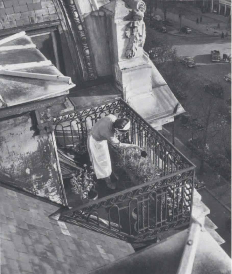 1948. Отель Клэридж