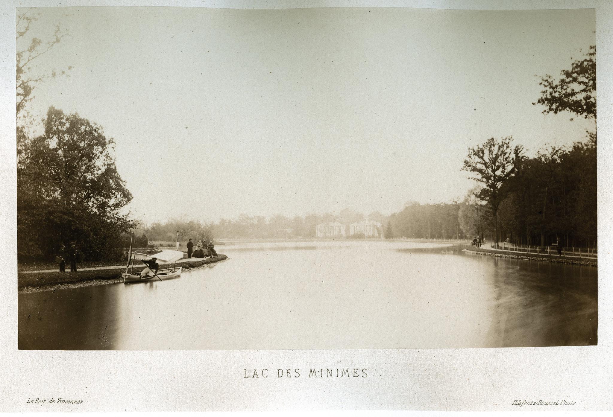 Озеро Миним