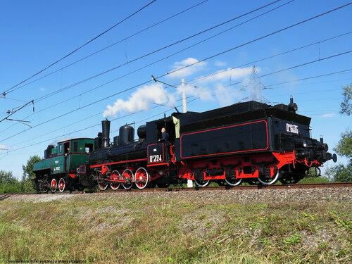 паровозы Ь-2012 и Ов-324 _150