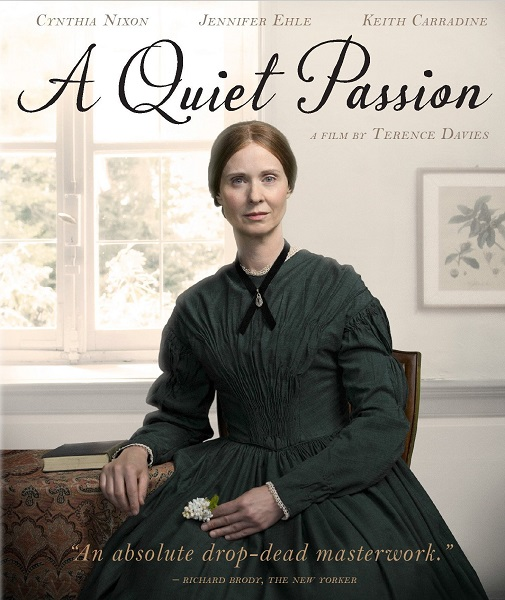 Тихая страсть / A Quiet Passion (2016/WEB-DL/WEB-DLRip)