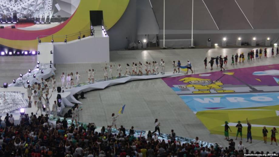 «В индивидуальном заплыве чувствовала поддержку Украины» – бронзовая призерка Всемирных Игр